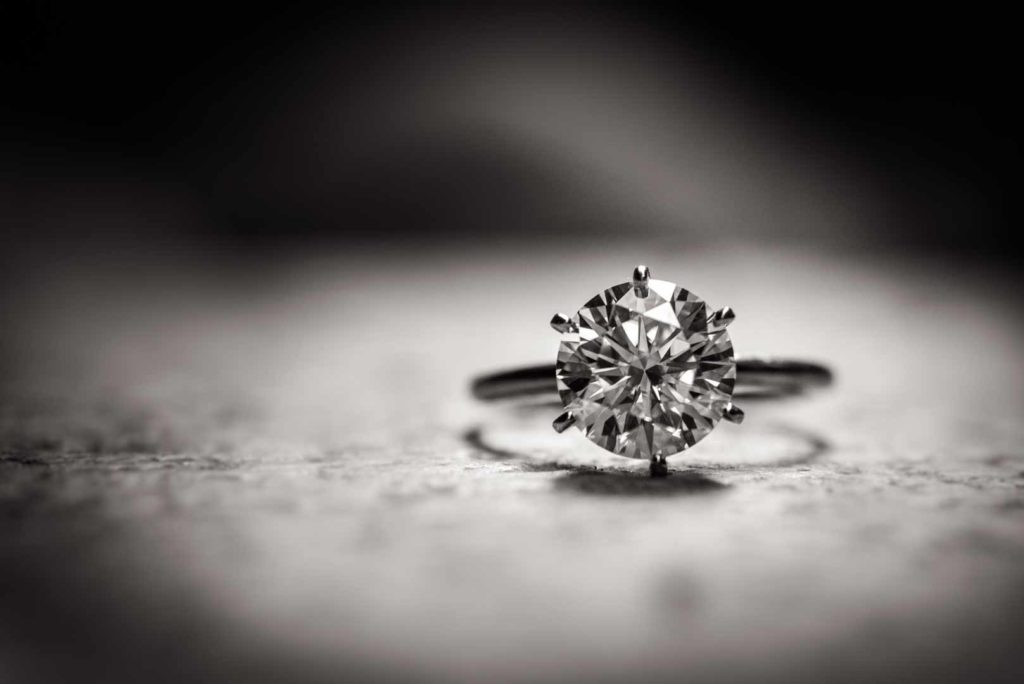 engagement ring. beautiful